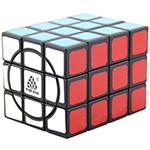 WitEden Super 3x3x4 Cuboid Cube Version 01 Black