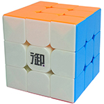 YuMo LongYuan 3x3x3 Stickerless Magic Cube