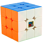 Cubing Classroom MF3RS 3x3x3 Bright Stickerless Magic Cube