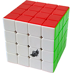Cyclone Boys FeiTeng Mini 4x4x4 Stickerless Speed Cube 57mm