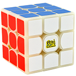 YAN3 3x3x3 Speed Cube 56mm Primary Color