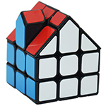 CB Magic House Cube Version 2 Black