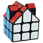 CB Magic House Cube Version 3 Black