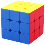 Cubing Classroom MF3S 3x3x3 Frosted and Bright Stickerless Magic Cube