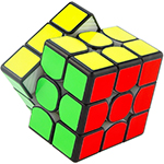 MoYu Weilong GTS 3x3x3 Speed Cube Primary Body with Black Ca...