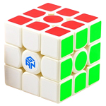 GAN356 Air Gans Puzzle 3x3 56mm Speed Cube White