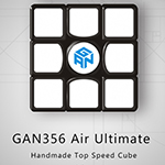 GAN356 Air Ultimate Handmade Top Speed Cube Lighter