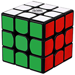 Ghost Hand Phoenix NiePan 3x3x3 Speed Cube Black