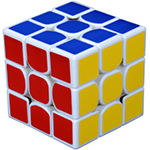 Ghost Hand Phoenix NiePan 3x3x3 Speed Cube White
