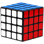 ShengShou Legend Frosted 4x4x4 Magic Cube Black