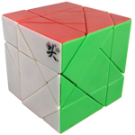 DaYan Eleven Tangram Stickerless Magic Cube