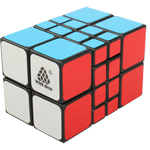 WitEden SQ 2x2x4 Magic Cube Black