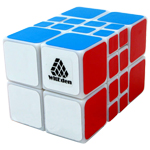 WitEden SQ 2x2x4 Magic Cube White