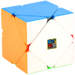 MoYu Cubing Classroom Skewb Stickerless Magic Cube