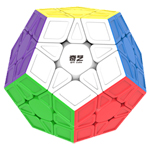 QiYi QiHeng S Stickerless Megaminx Magic Cube