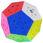 YuXin Zhi-Sheng LITTLE MAGIC Stickerless Megaminx