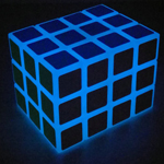 C4U Fully-Functional 3x3x4 Magic Cube Luminous Blue