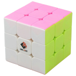 CubeTwist Panther 3x3x3 Stickerless Magic Cube Pink Version