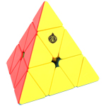 MoYu Cong's Design Meichi Pyraminx Stickerless