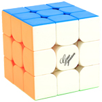 GuoGuan Yuexiao Pro 3x3x3 Stickerless Speed Cube 56mm