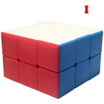 2x3x3 Domino Cube I Stickerless