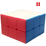 2x3x3 Domino Cube II Stickerless