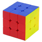 YuXin Little Magic 3x3x3 Stickerless Magic Cube