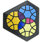 VeryPuzzle Hex Shaper Clover Puzzle Toy