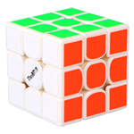 QiYi Valk3 Mini 3x3x3 Speed Cube White