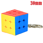 MoYu Cube Classroom 30mm Mini 3x3x3 Frosted Stickerless Cube...