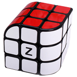 Zcube Penrose 3x3 Magic Cube Black