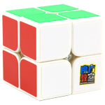 MoYu Cube Classroom MF2C 2x2x2 Magic Cube White