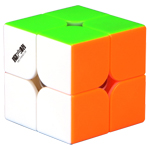 QiYi MoFangGe WuXia 2x2x2 Stickerless Speed Cube