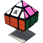 WitEden Octahedral Mixup III Magic Cube Black