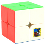 Cube Classroom MF2 Frosted 2x2x2 Stickerless Speed Cube