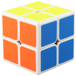 ShengShou Legend 2x2x2 Magic Cube White