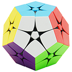 2x2x2 Megaminx Stickerless Magic Cube