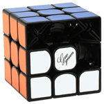 GuoGuan Yuexiao Pro M 3x3x3 Magnetic Speed Cube 56mm Black
