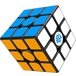 GAN356 Air S 3x3x3 Speed Cube Black