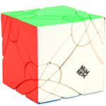 MoYu Axis Time Wheel Stickerless Cube