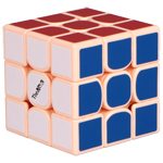 QiYi Mini Valk3 3x3x3 Speed Cube Rose Pink