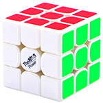 QiYi Valk3 Power 3x3x3 Speed Cube White