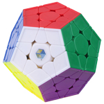 YuXin Little Magic Convex Wing Megaminx V2 Stickerless