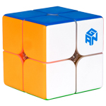 GAN249 V2 2x2x2 Stickerless Speed Cube