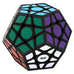 MoYu AoHun Megaminx Speed Cube Black