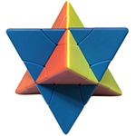 Funs limCube 2x2 Transform Pyraminx·Twin Towers Stickerless ...