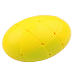 ZhiSheng Egg Magic Cube Puzzle Yellow