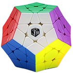 QiYi Galaxy V2 Concave Stickerless Megaminx