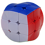 Zcube Wavy 3x3x3 Cube Puzzle Toy Stickerless Standard Color