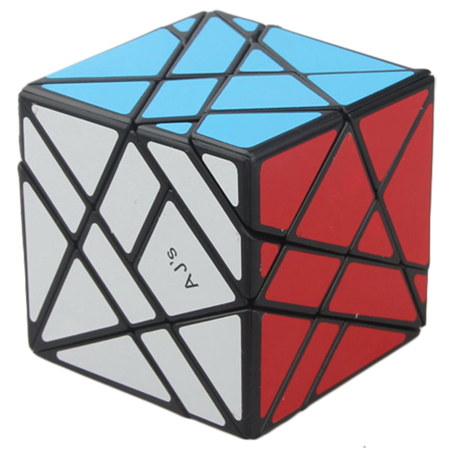 MF8 Duo Axis Cube Black